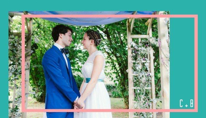un mariage dans le gard avec Laurent Brouzet