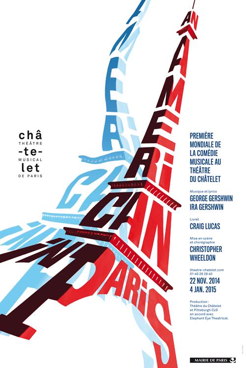 An american in Paris / idées sorties Paris / mon avis sur withalovelikethat.fr