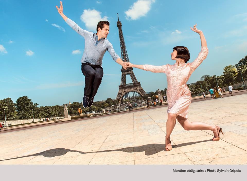 An American in Paris / idées sorties théâtre du Chatelet Paris / mon avis sur withalovelikethat.fr
