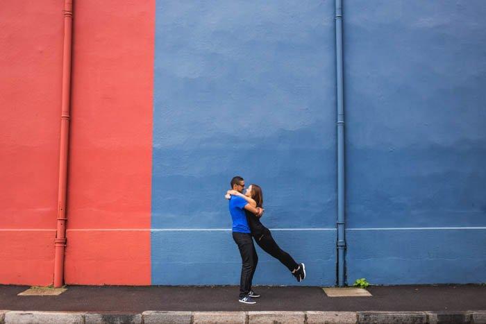 Séance engagement Lyon Confluence / photographe Everymagicday / publié sur le blog withalovelikethat.fr