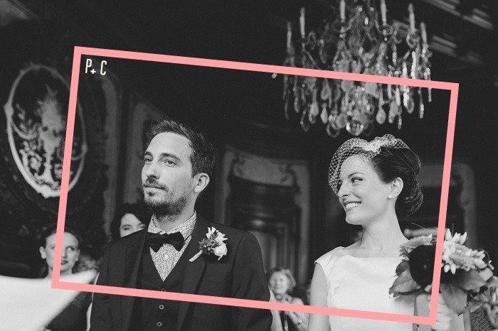 Le mariage de Pauline et Clément / rhones alpes / publié sur withalovelikethat.fr