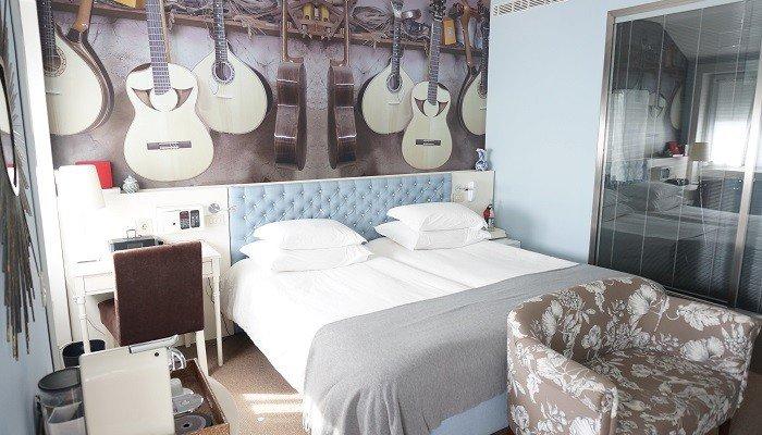 LX boutique hôtel à Lisbonne