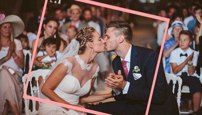 Mariage dans le sud à Salle d'Aude par Say Cheers