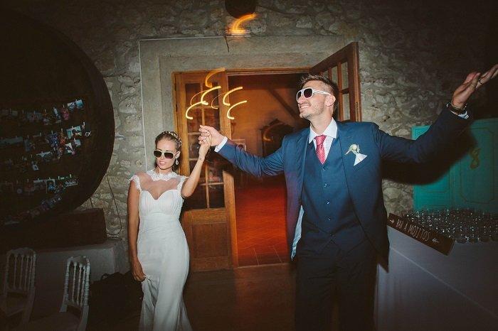 mariage salle d'aude château pech celeyrans say cheers / publié sur withalovelikethat.fr