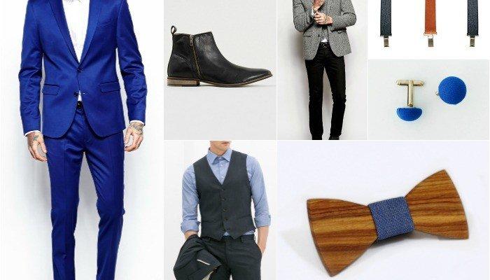 Idées de tenues de mariés ou invités à un mariage