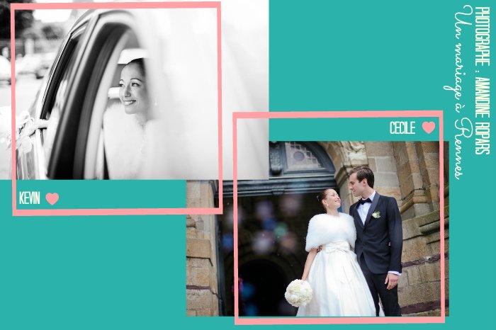 mariage classique chic à rennes / photographe amandine ropars / publié sur withalovelikethat.fr