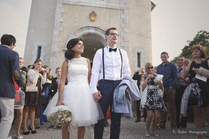 Mariage Béarn rétro / photographe E. Soler / publié sur withalovelikethat.fr