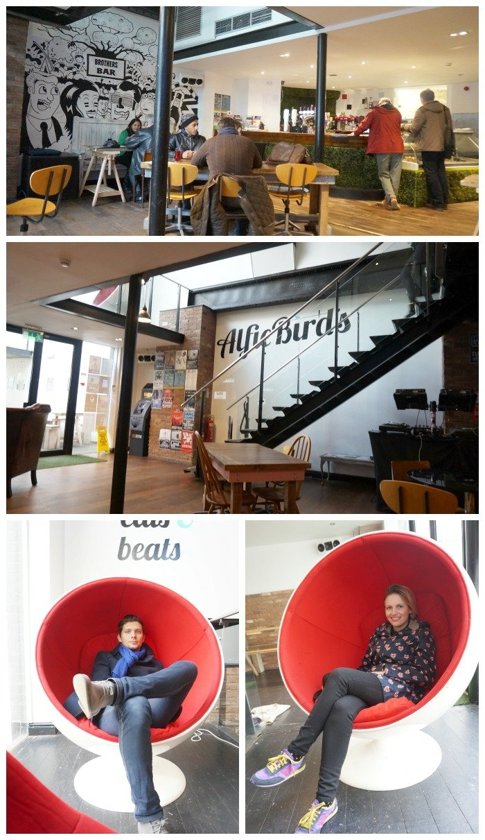 Alfie Birds Custard factory / city guide birmingham / withalovelikethat.fr