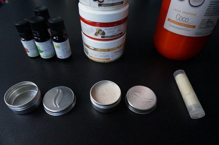 Baume à lèvres naturel fait maison / 3 recettes / par withalovelikethat.fr