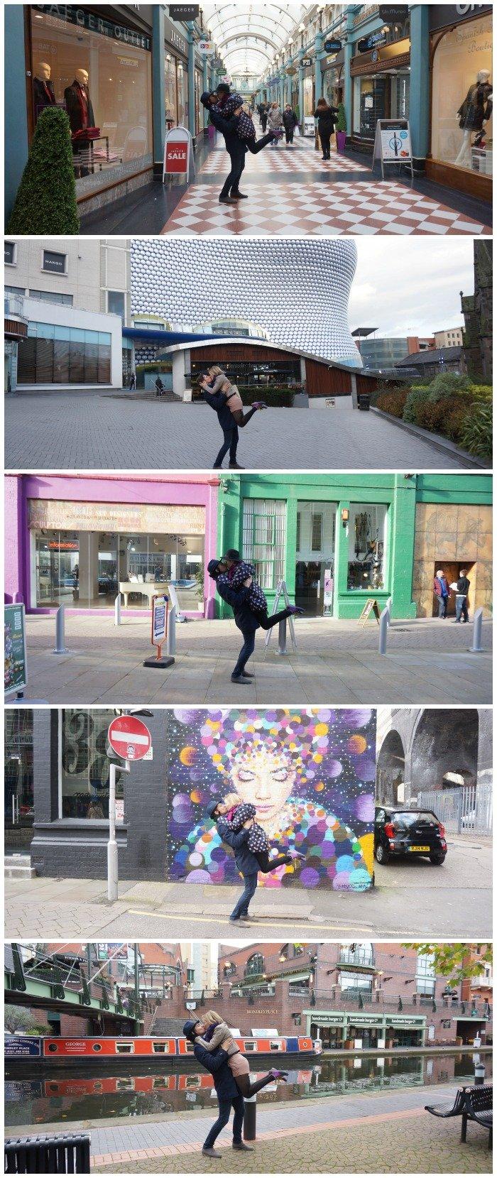 Crazy Kissing Project à Birmingham par withalovelikethat.fr