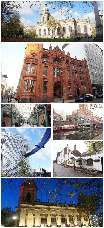 City guide Birmingham / bonnes adresses par withalovelikethat.fr
