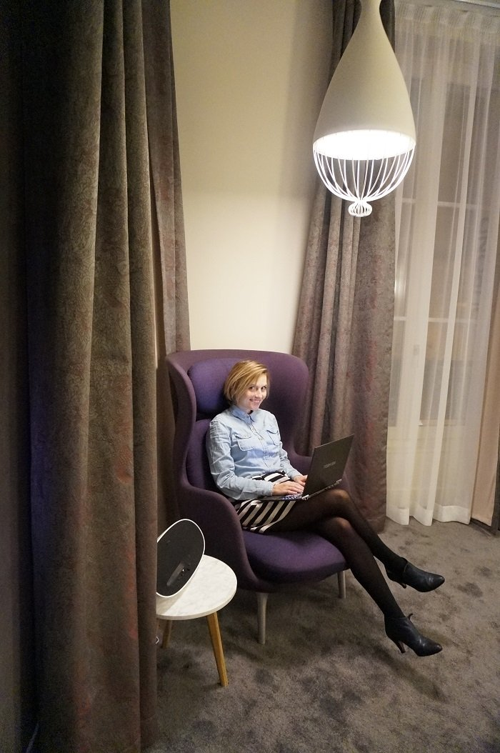 Hotel Dupond-Smith à Paris dans le Marais , 4 étoiles / testé par withalovelikethat.fr