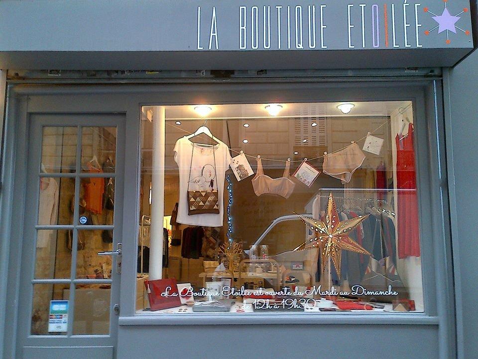 La boutique étoilée, concept store pour trouver vos cadeaux de noël / sur withalovelikethat.fr