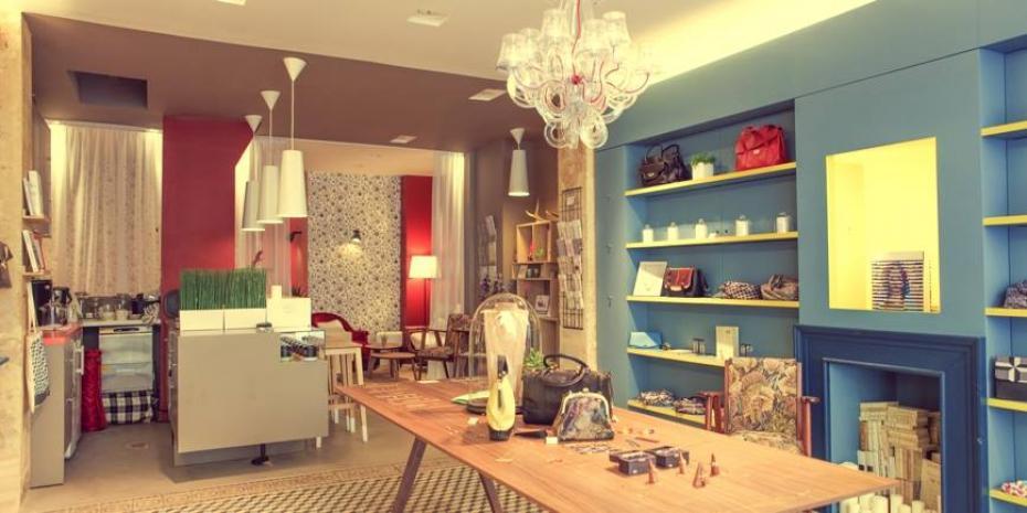 Sept cinq, concept store parisien pour trouver vos cadeaux de noël sur withalovelikethat.fr