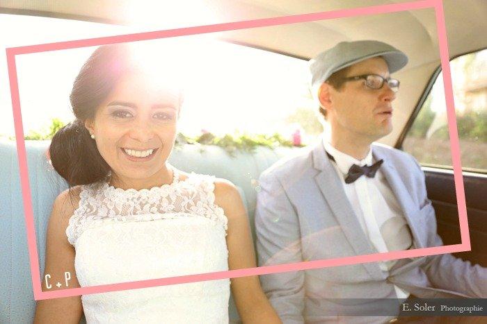 Un mariage rétro dans le Béarn