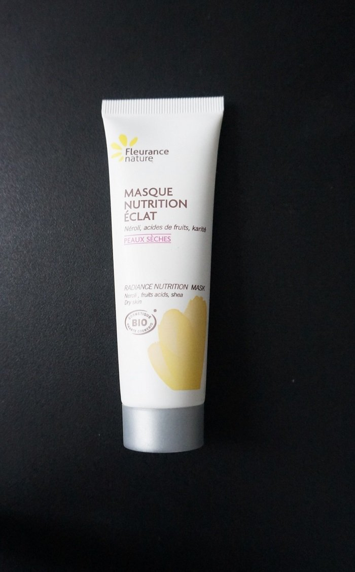 Masque Nutrition éclat par Fleurance / Mon test sur withalovelikethat.fr
