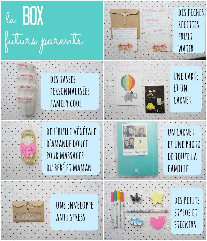 Id es cadeaux pour futures mamans with a love like that - Activite creative a faire chez soi ...