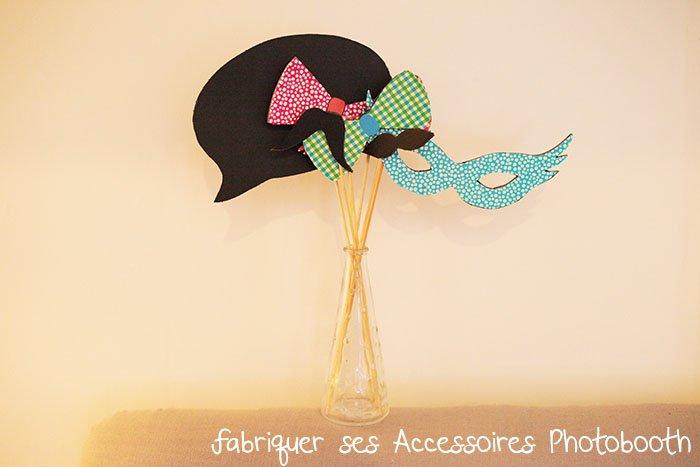 diy accessoires photobooth / publié par withalovelikethat.fr