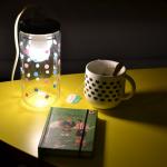 diy lampe deco maison - publié par withalovelikethat.fr