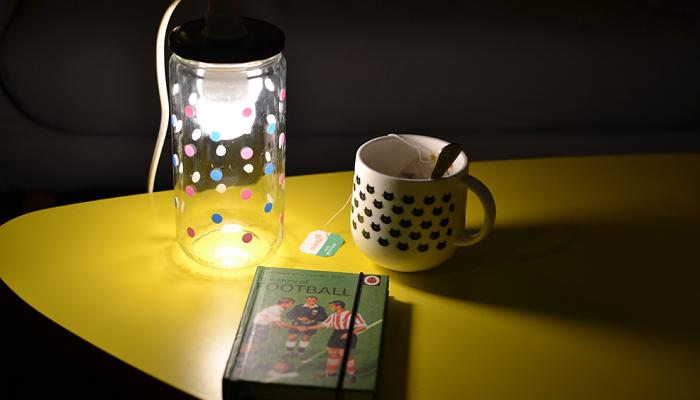 DIY – Lampe
