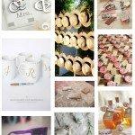 Idées cadeaux d'invités / wedding favors ideas / publié sur withalovelikethat.fr