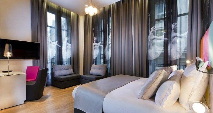 Lyric hotel / Paris Madeleine / testé par withalovelikethat.fr