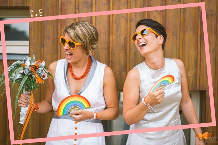 Mariage thème voyage gay / photographe streetfocus / publié sur withalovelikethat.fr