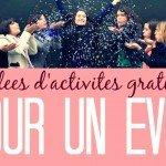 10 idées d'activités gratuites (ou presque) pour votre EVJF / sur withalovelikethat.fr