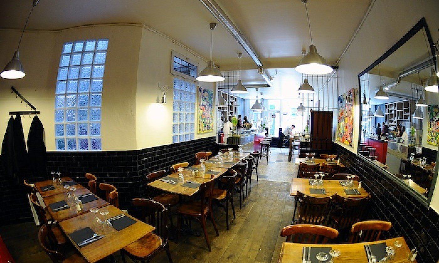 colonna restaurant pizza Paris 17 / city guide withalovelikethat.fr