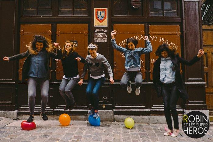 Séance photo pour EVJF à Lyon / photographe Robin et les super héros / publié sur withalovelikethat.fr