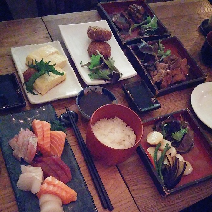 Izakaya Isse paris 1 / city guide withalovelikethat.fr