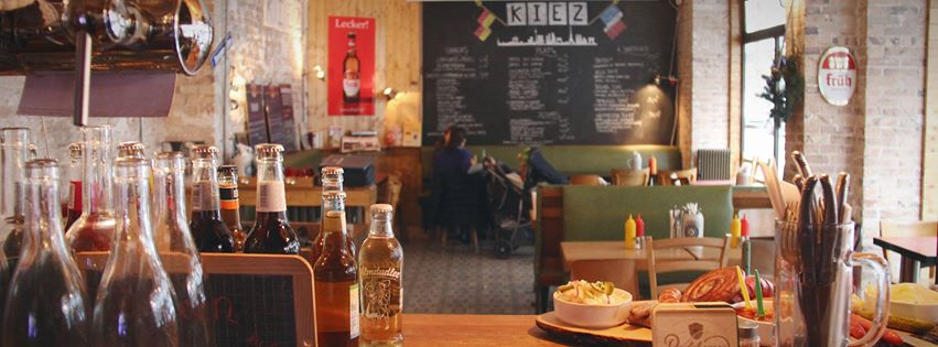 Kiez Biergarten Paris 18 / city guide withalovelikethat.fr