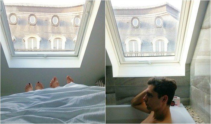 Hotel de Seze, une nuit romantique à Paris / notre avis sur withalovelikethat.fr