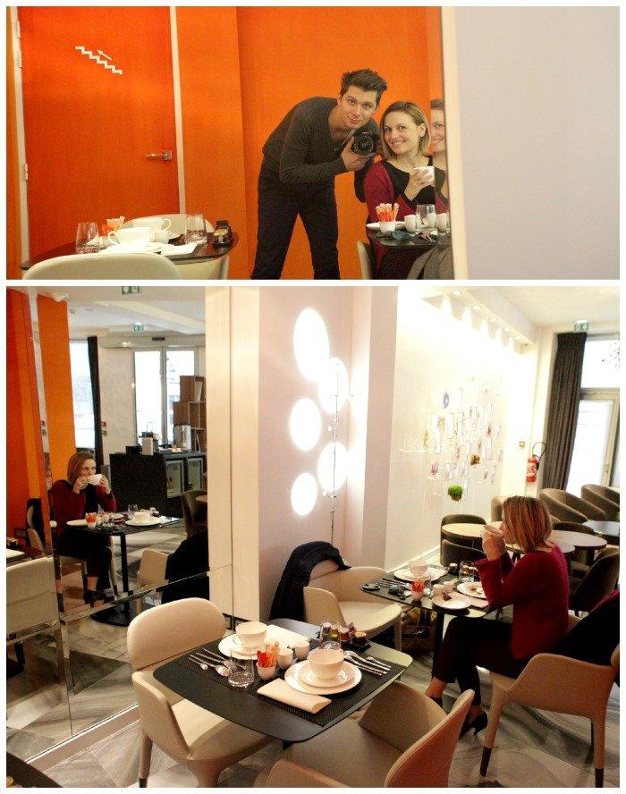 Hotel de seze Paris Madeleine / notre avis sur withalovelikethat.fr