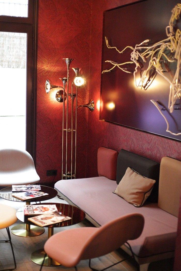 Idol h tel pour une nuit funky paris with a love like for Design hotel paris 11