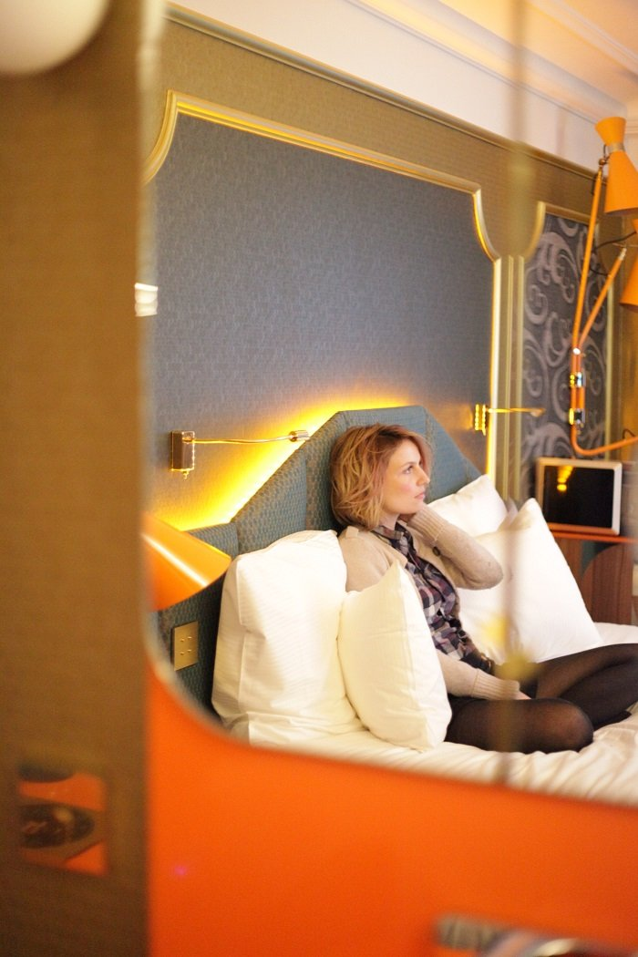 Idol h tel pour une nuit funky paris with a love like for Boutique hotel 8eme
