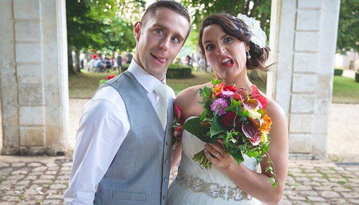 un mariage multicolore à Bergerac