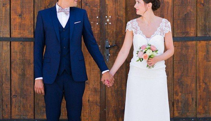 Un mariage à Reims champêtre chic