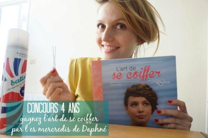 L'art de se coiffer - livre tutoriel coiffure par Les mercredis de Daphné / publié sur withalovelikethat.fr