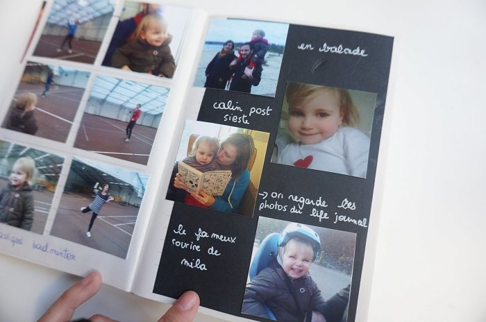 life journal - mon journal intime en image / sur withalovelikethat.fr