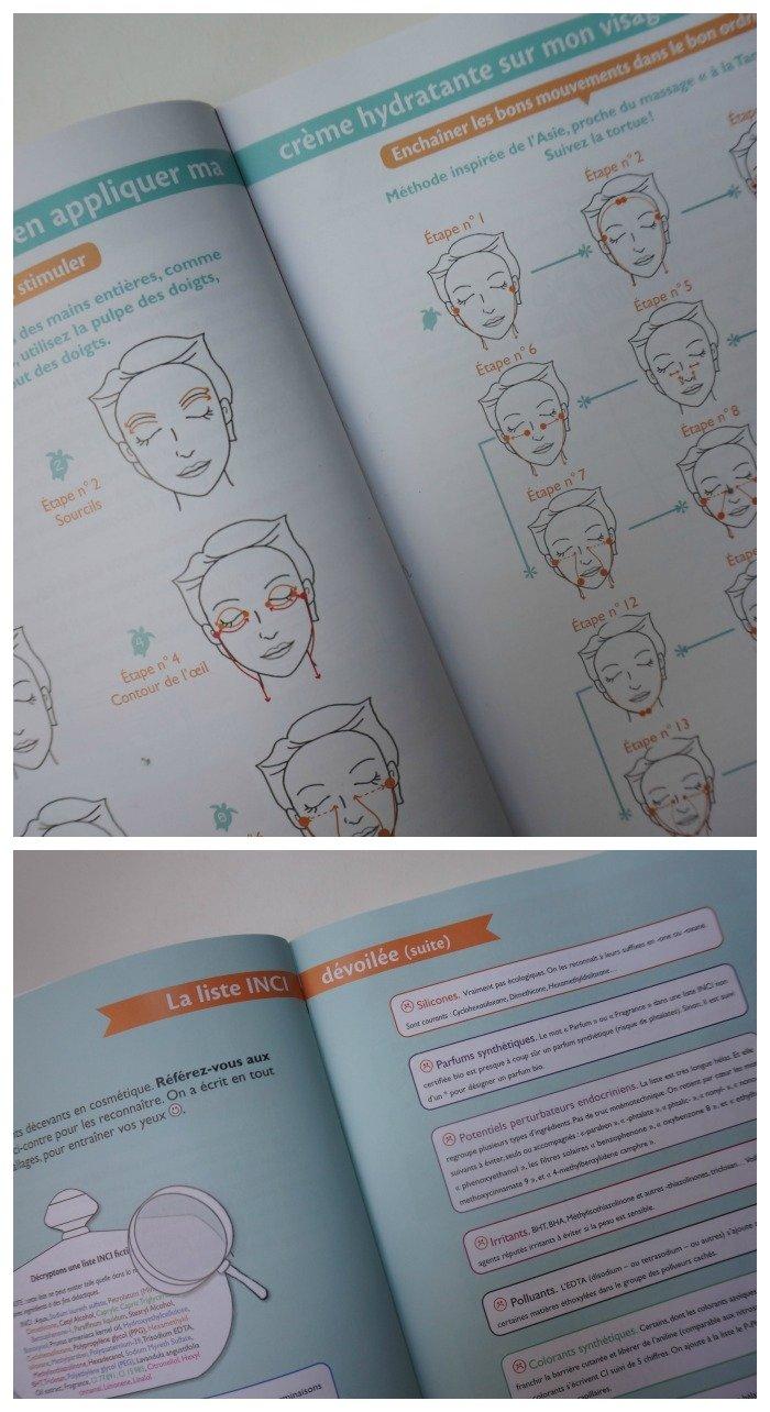 Livre slow cosmétique guide visuel / sur withalovelikethat.fr