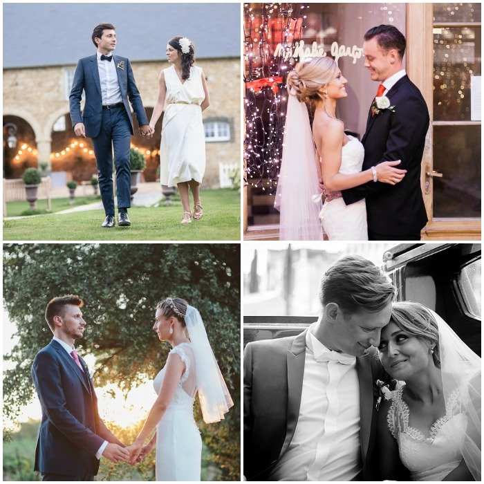 Inspiration mariage chic et élégant / sur withalovelikethat.fr