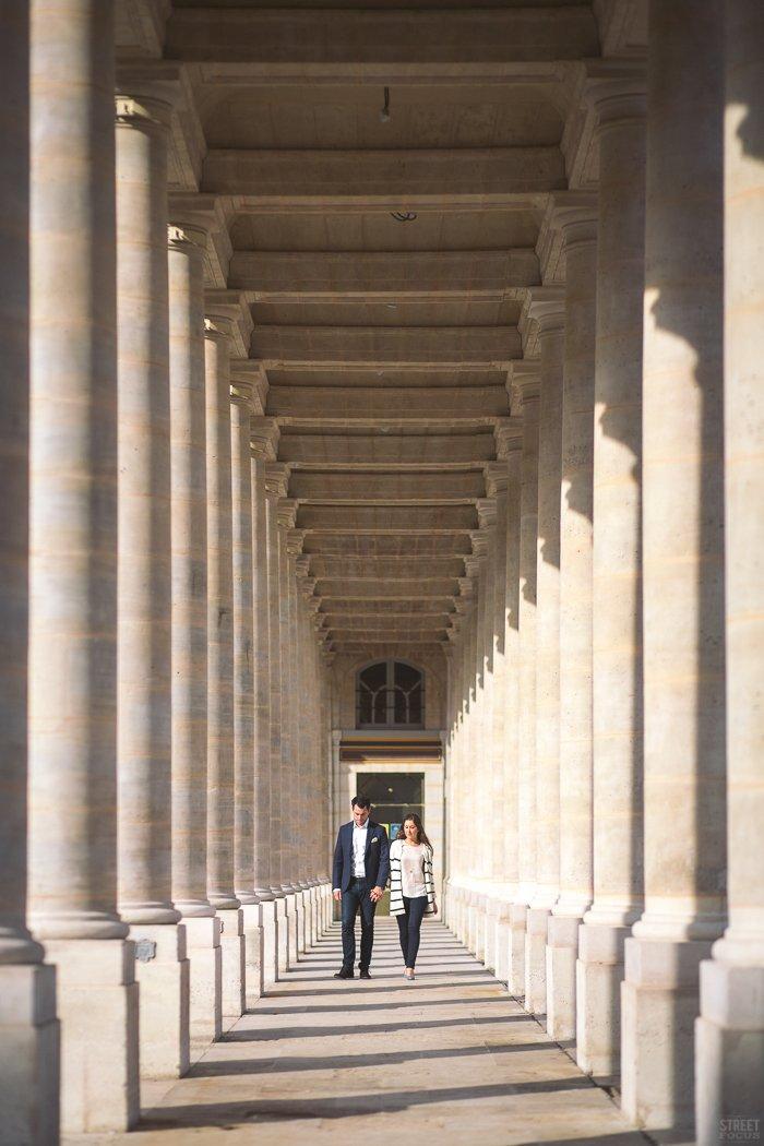 Séance engagement Paris Beaubourg / photographe Streetfocus / publié sur withalovelikethat.fr