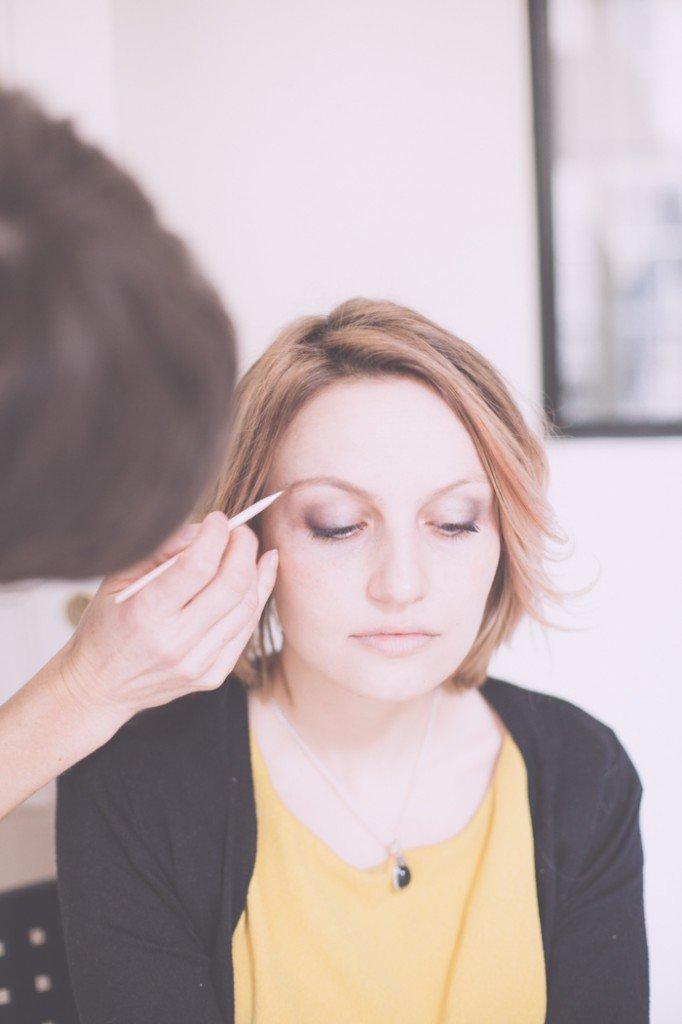 atelier maquillage EVJF / testé par les spycats / mon avis sur withalovelikethat.fr
