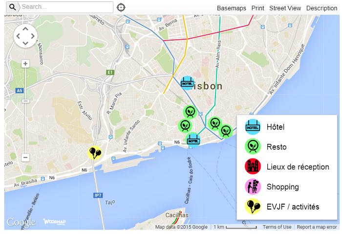 City guide Lisbonne withalovelikethat