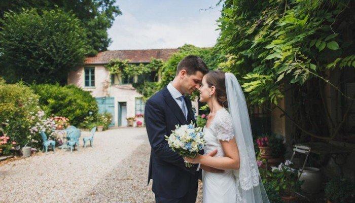 Un mariage romantique au domaine des prévanches