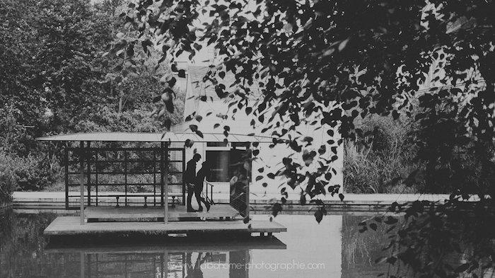 Séance engagement Paris / photographe la bohême photographie / publié sur withalovelikethat.fr