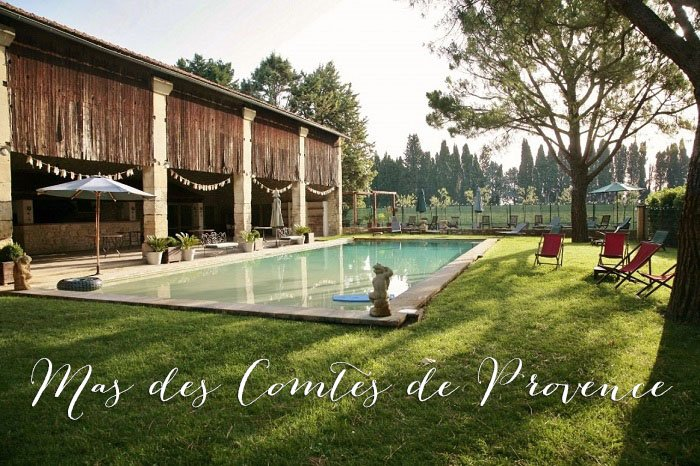 theme of the daylieu de reception mariage ile de france - Mas Provencal Mariage