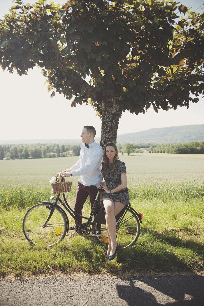 Séance photo en vélo / photographe Yes i do photographer / publié sur withalovelikethat.fr