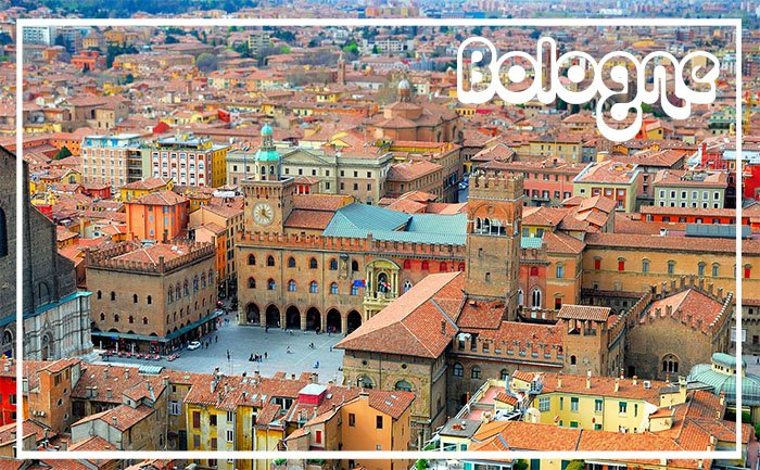 city guide Bologne Italie publié par withalovelikethat.fr